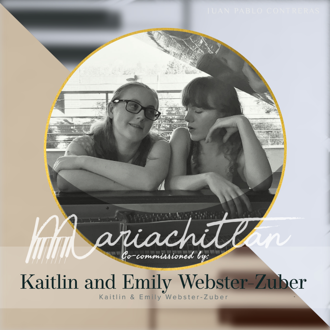 Kaitlin and Emily Webster-Zuber