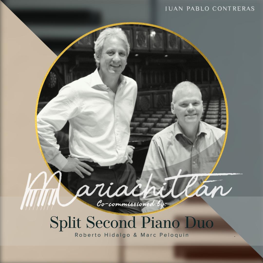 Split Second Piano Duo