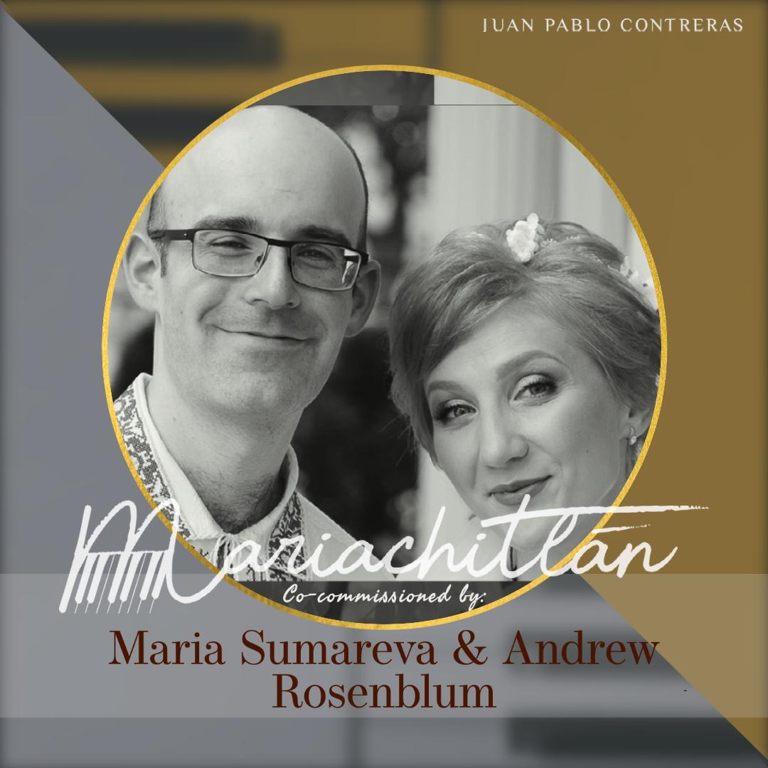 Maria Sumareva and Andrew Rosenblum
